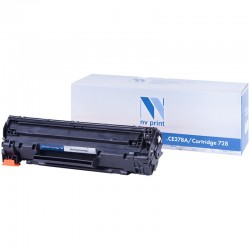 Картридж совм. NV Print CE278A/Cartridge 728 черный для HP LJ Р1566/Р1606W/M1536dnf,Can 4410, 215794